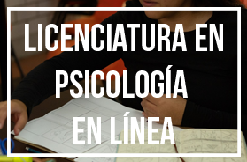universidades que imparten la licenciatura en psicología en linea
