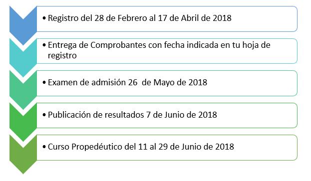 proceso de admision en el ipn